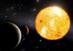 HIP 11952 sistema dailininko akimis