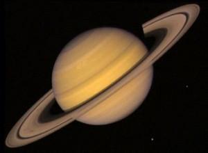 Saturnas. NASA nuotr.