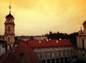 Vilniaus universitetas. Adomo Rutkausko nuotr. | efoto.lt