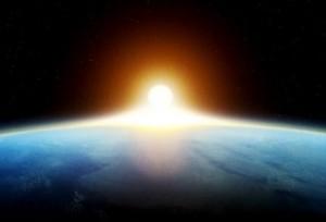 Teka Saulė. NASA nuotr.