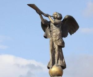 Užupio angelas | efoto.lt, mindhunter nuotr.
