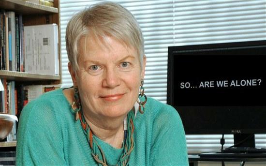 Buvusi SETI direktorė Džil Tarter | top99news.com nuotr.