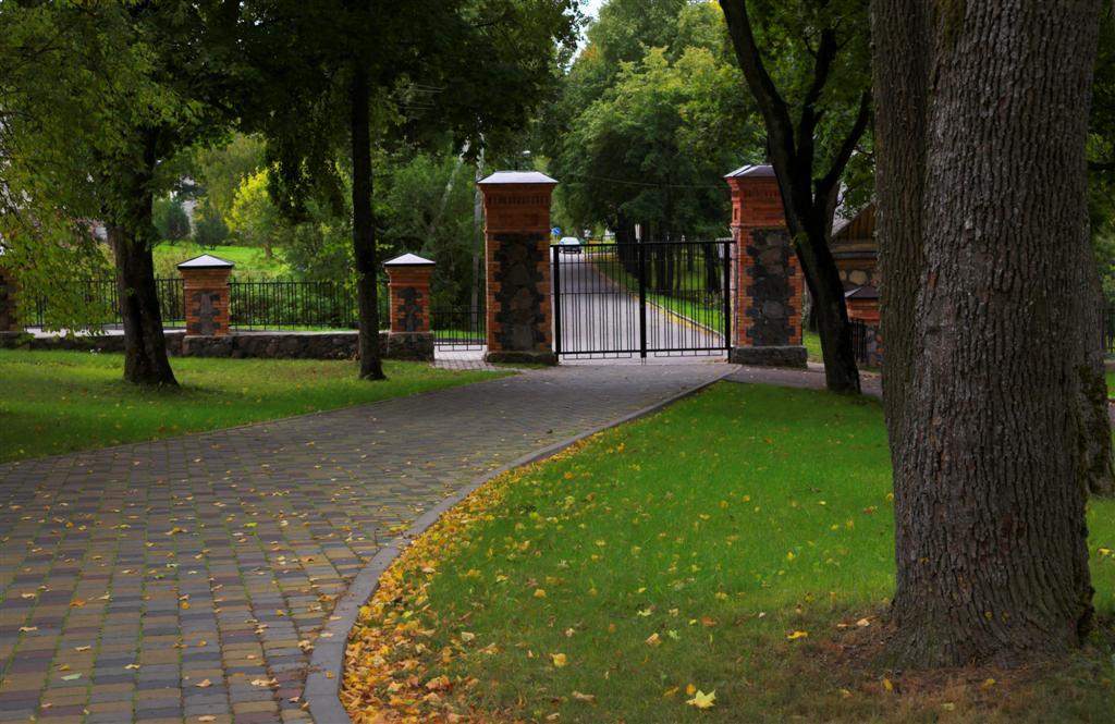 Alantos dvaro vartai | Molėtų krašto muziejaus nuotr.