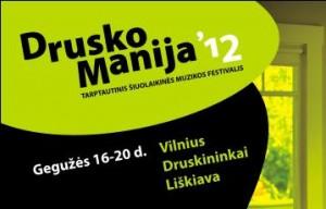 "Festivalis ""Druskomanija"""