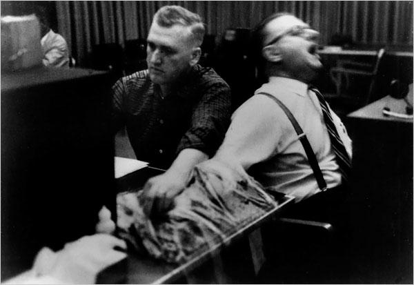 Milgramo eksperimentas