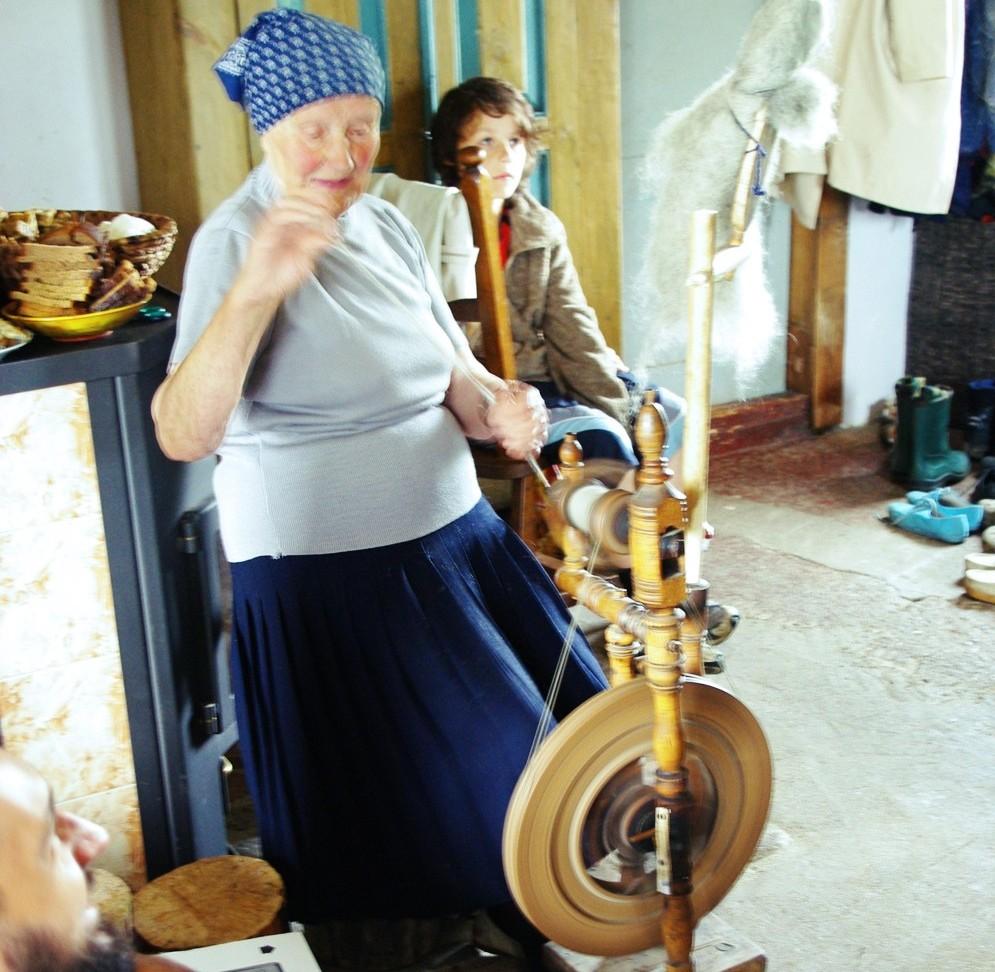 Močiutė Uršulė | nuotr. I.Samušienės