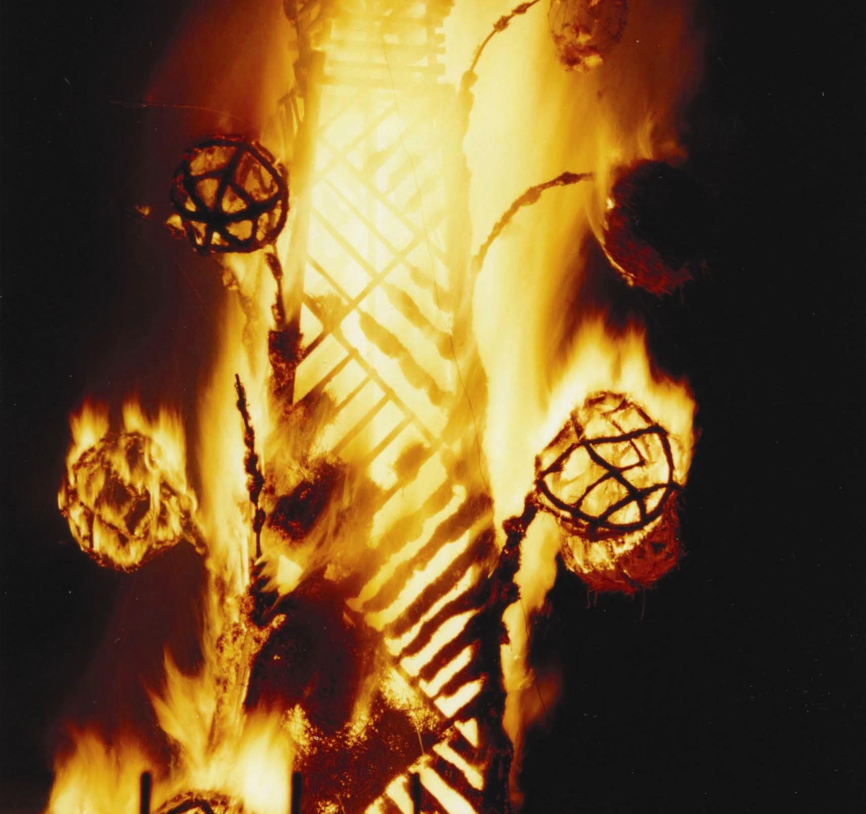 Ugnies skulptūra