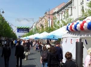 Vilniuje Europos diena | Alkas.lt