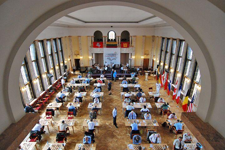 NATO šalių šachmatų čempionatas Kauno įgulos karininkų ramovėje 2011 m.