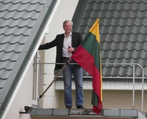 S.Stoma Garliavoje | S.Stomos feisbuko nuotr.