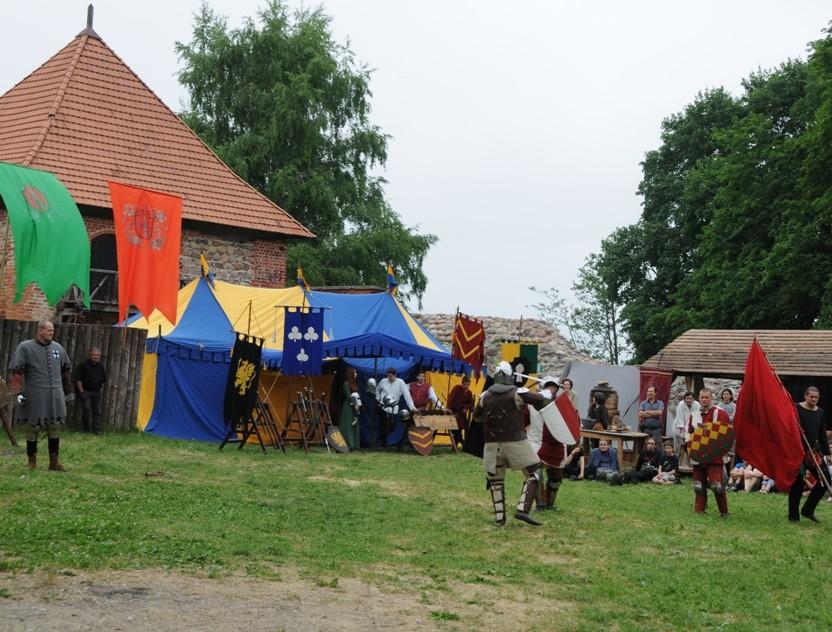 Trakuose viduramžių šventė