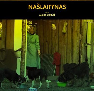 """Dokumentinis filmas """"Našlaitynas"""""""