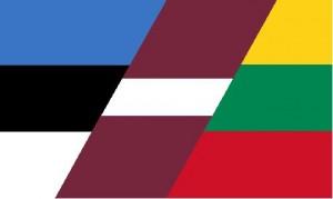 EstijaLatvijaJietuvasimbolis