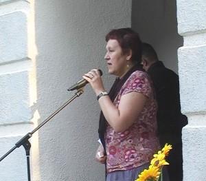 Giedra Radvilavičiutė | jurbarkotv.lt nuotr.