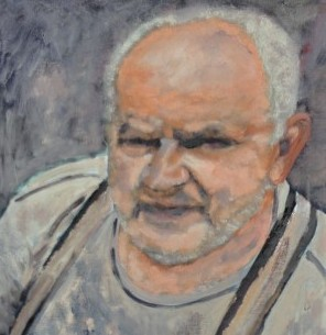 Gintaro Patacko portretas