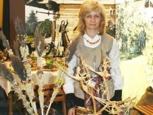 Laimutė dvyliktus metus organizuoja amatų mokyklėlę | O.Drobelienės nuotr.