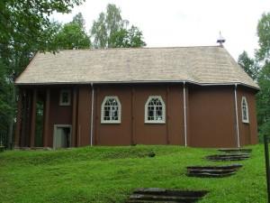 Stelmužės bažnyčia | Kultūros paveldo departamento nuotr.