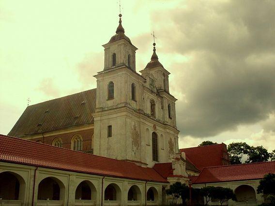 Tytuvėnų bažnyčia | efoto.lt Rasos S. nuotr.