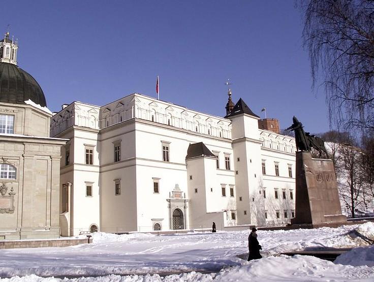 Valdovų rūmai | nuotr. Vikipedija.lt
