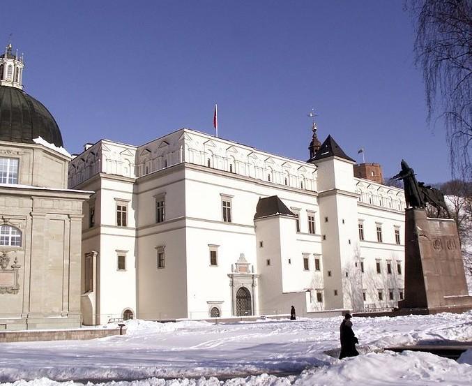 Valdovų rūmai | lt.wikipedija.org nuotr.