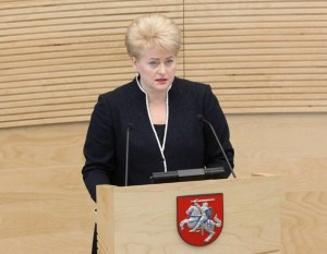 Dalia Grybauskaitė | lrs.lt nuotr.