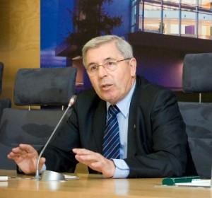 Justinas Karosas (1937-2012) | lrs.lt, O.Pašakovos nuotr.