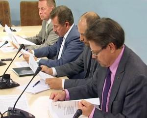 Komisija posėdžiauja | Alkas.lt nuotr.