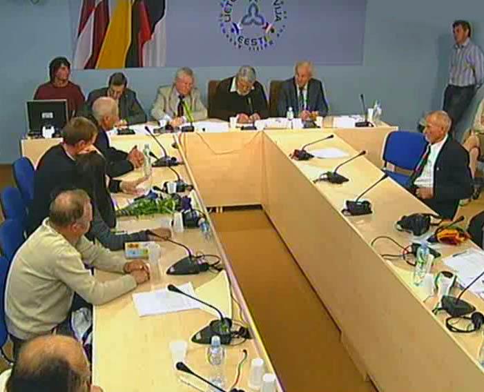 Komisijos posėdis