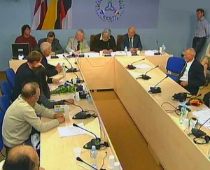 Visuomeninė komisija | Alkas.lt nuotr.