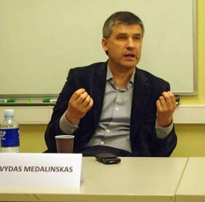 Alvydas Medalinskas | Alkas.lt, J.Vaiškūno nuotr.