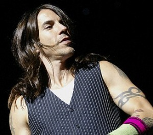 Entonis Kiedis (Anthony Kiedis) | wikipedia.org nuotr.