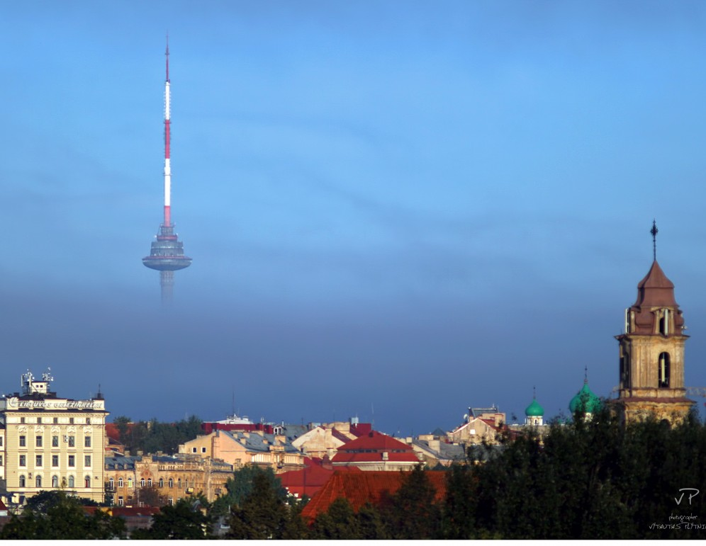 Vilniaus TV bokštas   efoto.lt V.Plytniko nuotr.