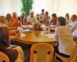 Apskrito stalo posėdis 2012 07 25 d. | Alkas.lt, J.Vaiškūno nuotr.
