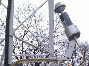 Meteorologijos stotis   Aplinkos ministerijos nuotr.