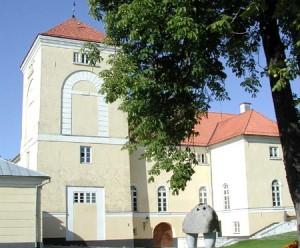 Ventspilio Livonijos ordino pilis – Ventspilio muziejus