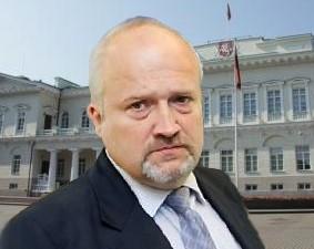Vienas nuosekliausių Kultūros tarybos įstatymo kritikas Seime Tautininkų sąjungos pirmininkas G.Songaila | Alkas.lt nuotr.