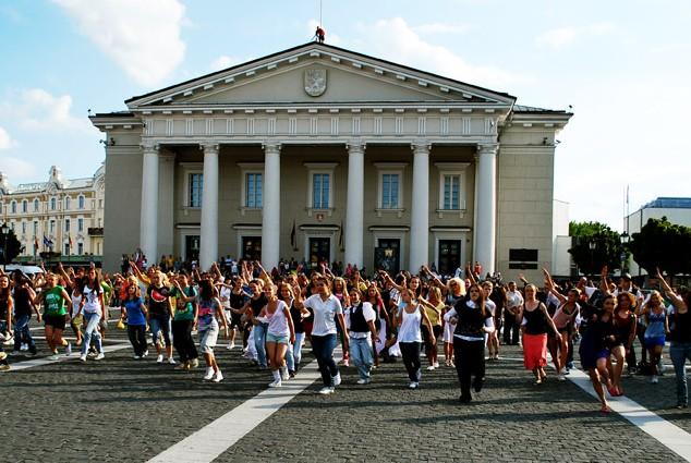 Jaunimas Lietuvoje | efoto.lt L. Šalnos nuotr.