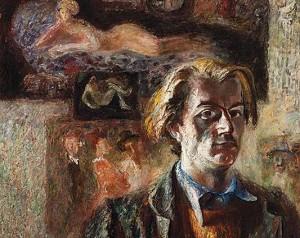 V.Kasiulis. Autoportretas