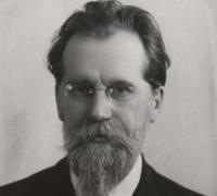 Nepriklausomybės Akto signataras Mykolas Biržiška