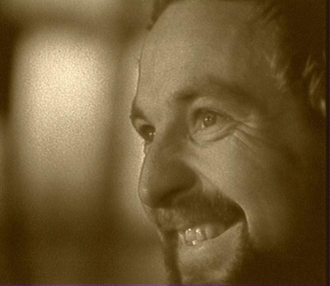 """Vilius Orvidas. Kadras iš Henriko Šablevičiaus filmo """"Nieko čia mano nėra"""""""