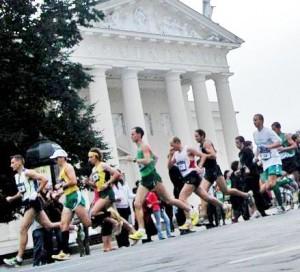 Efoto.lt nuotr. bėgimas
