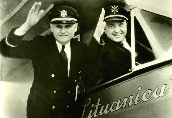 S.Darius ir S.Girėnas