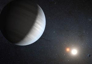 Dailininko akimis atrastoji planetų sistema | NASA nuotr.