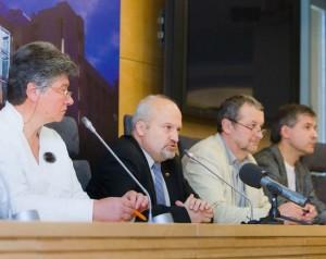 Spaudos konferencija | lrs.lt, O.Posaškovos nuotr.