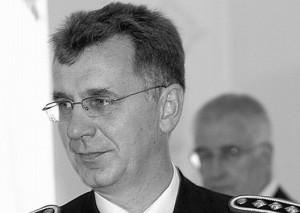 Pulkininkas Vytautas Pociūnas. lzinios.lt nuotr.