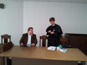 A.Matulevičiaus teismas. Alkas.lt nuotr.