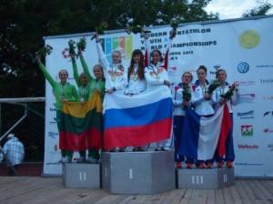 Komandinėse varžybose užimta 2-oji vieta | pentathlon.lt nuotr.