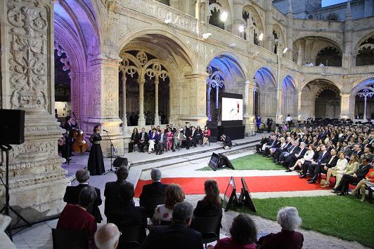 Europa Nostra ceremonija     CNCPortugal, P.Melimo nuotr.