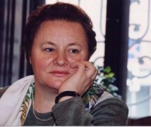Rašytoja Vanda Juknaitė   A.Žižiūno nuotr.