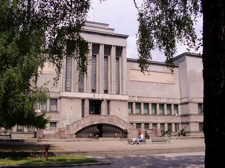 Karo muziejus   Autoriauas nuotr.